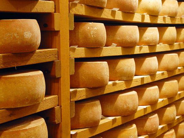 Полки для сыра